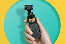 The OSMO Pocket Is DJIs Smallest Stabilised Handheld