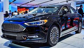 2018 Ford Fusion Redesign  Trend