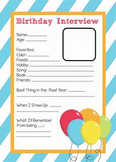 birthday worksheets for adults 20191 free printable birthday template