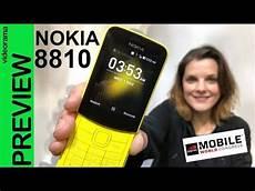 nokia 8810 4g de matrix a banana phone youtube