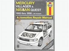free auto repair manuals 1993 mercury villager electronic toll collection haynes villager quest manual transcona north kildonan winnipeg