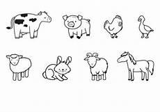 Malvorlage Bauernhoftiere Malvorlagen Bauernhof Einfach Coloring And Malvorlagan