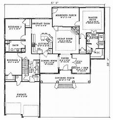 2100 sq ft house plans southern style house plan 3 beds 2 00 baths 2100 sq ft
