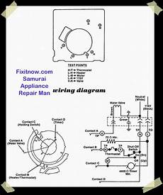 Test Points And Schematic Diagram For A Whirlpool Built