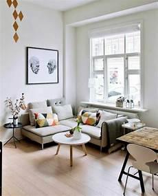 kleines wohnzimmer gestalten wie kann es sch 246 n werden