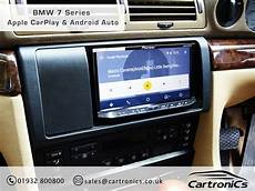 radio doppel din bmw 7 series e38 din radio nav upgrade
