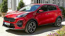 2019 kia sportage facelift great suv all new kia
