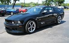 2007 Saleen Mustang Specs