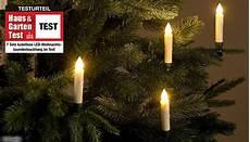 Weihnachtsbaumbeleuchtung Led Kabellos - im test 7 kabellose weihnachtsbaumbeleuchtung im