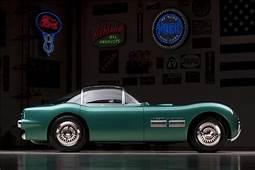 1954 PONTIAC BONNEVILLE SPECIAL MOTORAMA CONCEPT CAR  178450