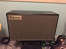 friedman asm 12 frfr powered speaker reverb