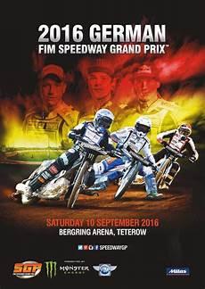 German Fim Speedway Grand Prix Bergring Arena Teterow
