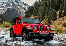 2018 jeep wrangler officially unveiled new 2 0t 3 0