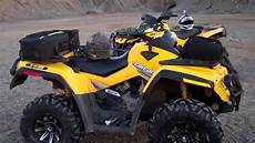2012 Can Am Outlander 1000 And 2010 Can Am Outlander 800