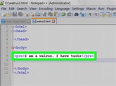 4 ways to insert spaces in html wikihow