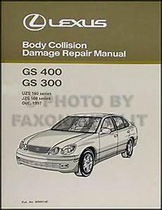best auto repair manual 2004 lexus gs on board diagnostic system lexus gs 300 430 body shop manual 2005 2004 2003 2002 2001 gs430 gs300 collision ebay
