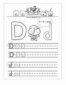 letter d worksheets 24203 26 learner friendly letter d worksheets kittybabylove