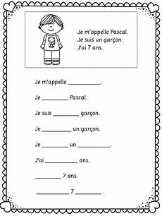 11 best images of beginner french worksheets free