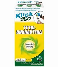 klick go 174 total unkrautfrei herbizide unkrautvernichter
