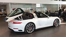 porsche occasion 911 2017 porsche 911 targa 4s pdk