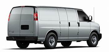 2011 Chevrolet Express Cargo  Overview CarGurus