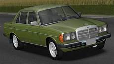 Mercedes W123 200d Drive Links Racer Free