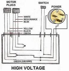 how to wire an electric motor to run both 110 and 220 volts hunker