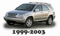 auto repair manual free download 2001 lexus rx free book repair manuals lexus rx 300 1999 2000 2001 2002 2003 mechanical factory repair manual