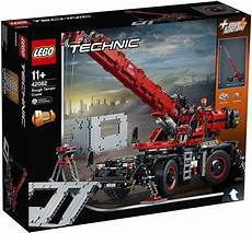 lego technic gel 228 ndeg 228 ngiger kranwagen 42082 box und b