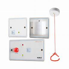 disabled person toilet alarm kit nurse call systems rdpta 01 robus uk
