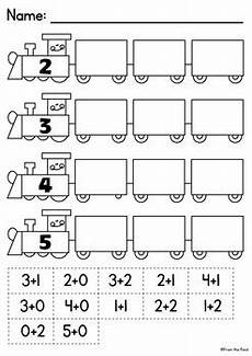 addition and subtraction sorts worksheet activity pages