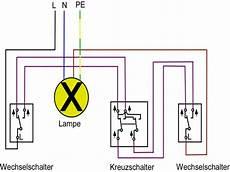 wechselschaltung bewegungsmelder lichtschalter beschriftung