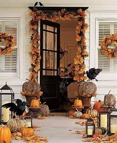 Decorations For A Front Porch by Anyone Can Decorate The Fall Front Porch