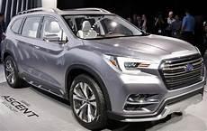 2020 subaru ascent exterior interior engine release