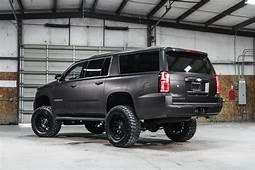Lifted 2016 Chevrolet Suburban 4x4 LT $54488