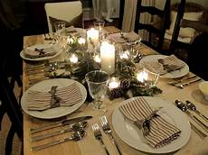 Table Setting by Steffens Hobick Entertaining Tuscan Pasta