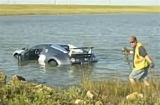 Bugatti Crash Into Water by Bugatti Veyron Crash An Insurance Performancedrive