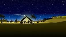 Nativity Phone Wallpaper