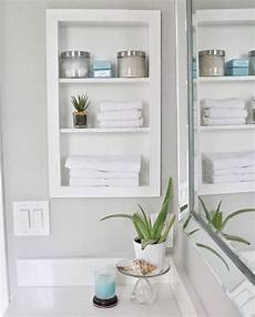 shelves in bathroom ideas 25 best built in bathroom shelf and storage ideas for 2020