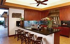 Kitchen Interior Decor Luxury Home Design At Hualalai By Ownby Design