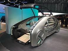 Renault Ez Go Concept Le Taxi Du Futur En Direct Du