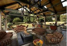 outdoor living spaces by harold large covered outdoor living space remodel mcadams