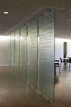 separation de bureau en verre panneau en verre pour mur effet glac 233 opaque