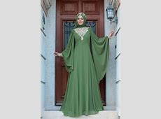 Muslim Girls Beautiful Abaya Designs Collection 2018 19