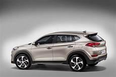Der Neue Hyundai Tucson Der Modellathlet Unter Den