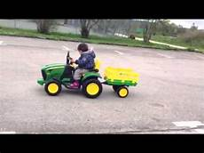 kinder elektro traktor
