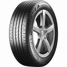 pneu continental contiecocontact 6 185 60 r15 88 h xl