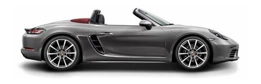 Porsche 718 Boxster Price Specs Review Pics & Mileage