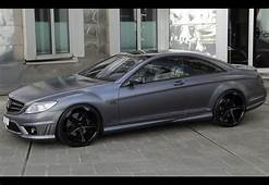 Anderson Germany Mercedes Benz CL 65 AMG With 492kW