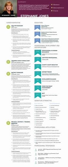 infographic resume program manager world of reference